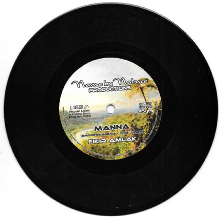Fikir Amlak - Manna / Version (Name By Nature) 7""